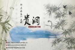 4A景区贵州黔东南贵洞