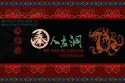 4A景区湖南茶陵秦人古洞